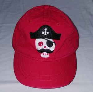 The Childrens Place Pirate Baseball Cap